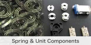 Spring & Unit Components